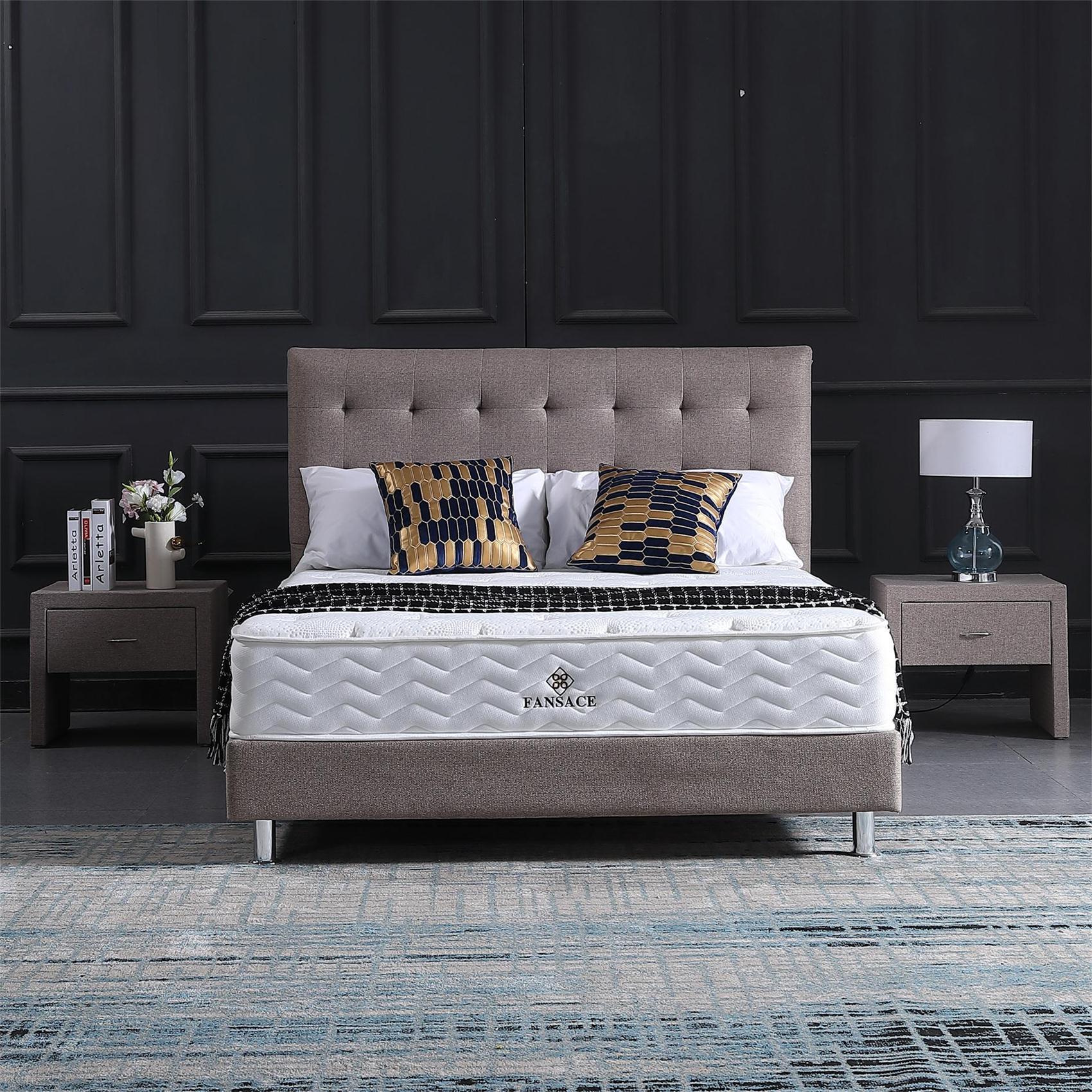 bamboo mattress density for Home-1