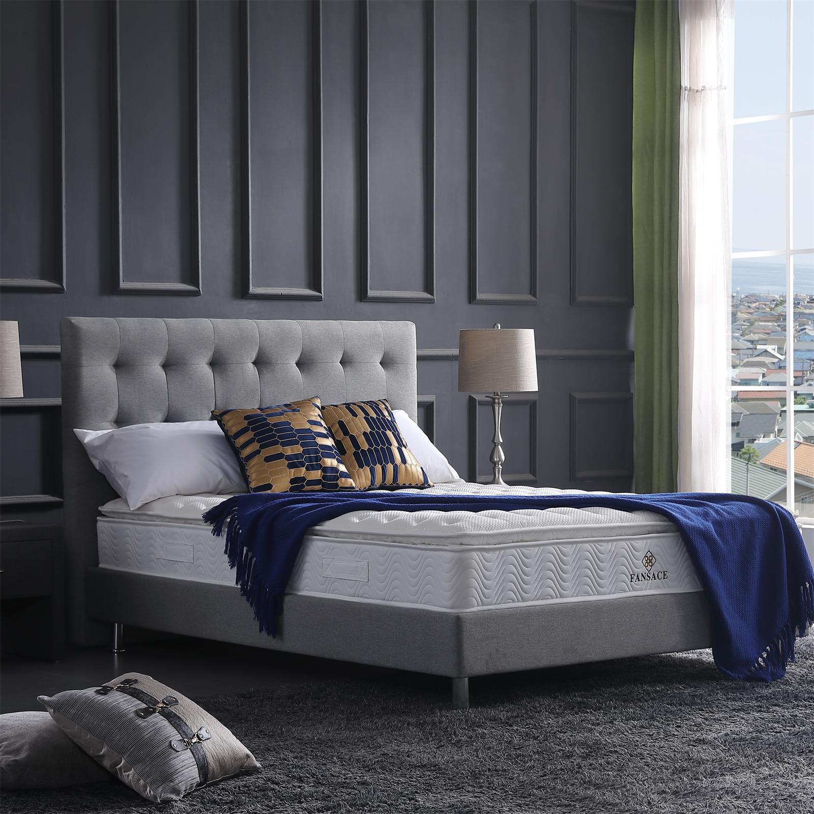 JLH foam orthopedic mattress marketing with elasticity-2