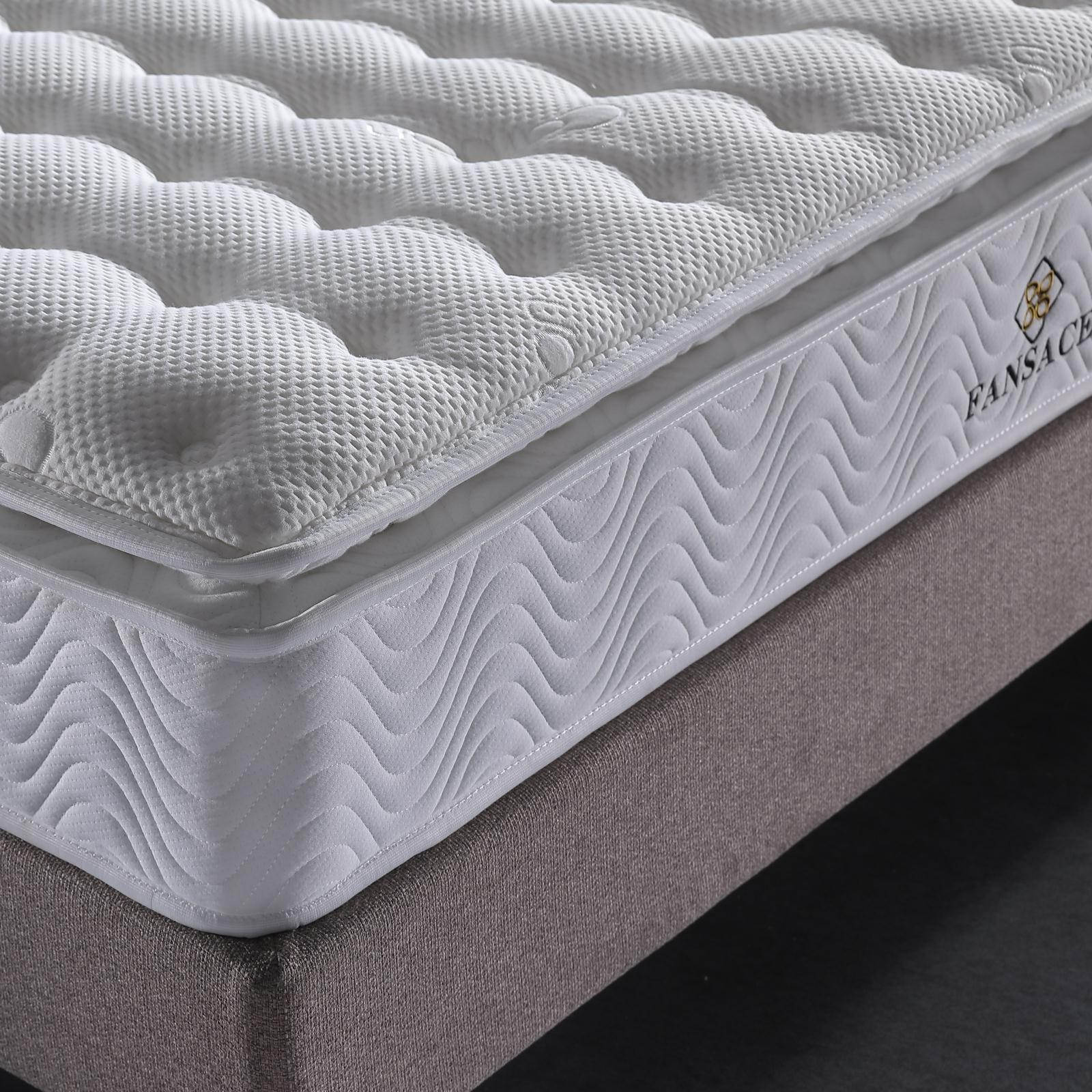 Fansace 32BA-01 Best Hotel Mattress Supplier From China Manufacturer