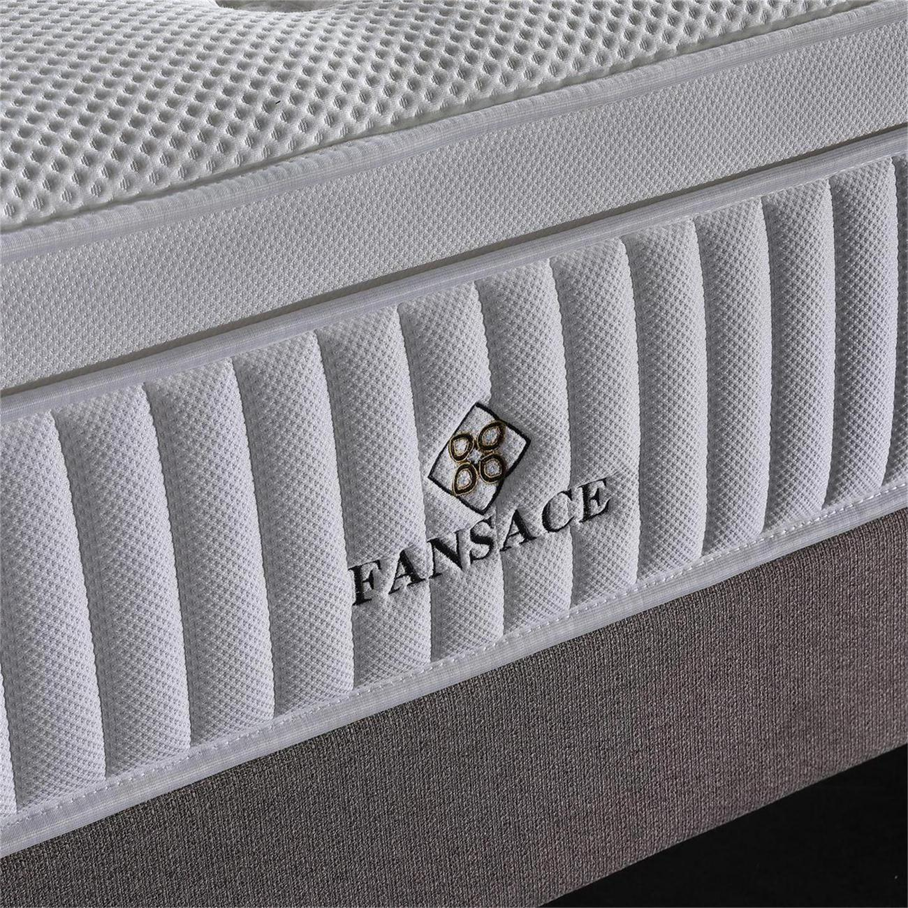 JLH special roll up mattress comfortable Series with elasticity-1
