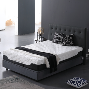 classic double bed mattress modern certifications for tavern-JLH-img