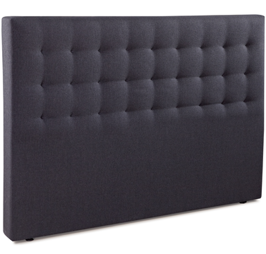 MB3332 Modern Headboard Fabric Full Size Upholstered Bed Queen Size