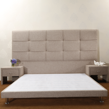 JLH headboard covers company delivered easily-1