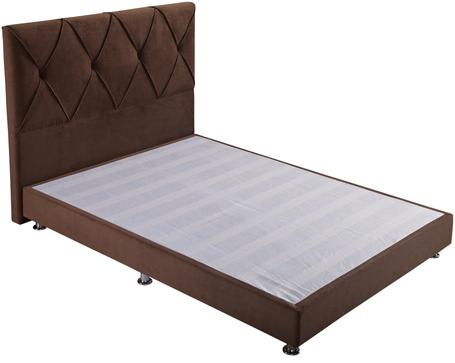 MB9901 Home Bedroom Furniture Bed Fabric Queen Size Wooden Headboard