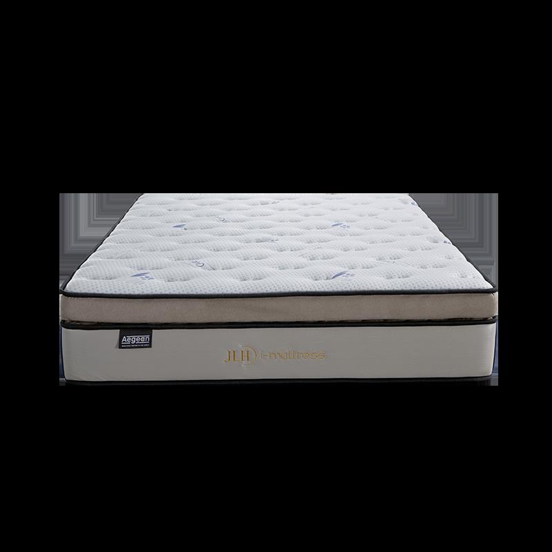33PA-24 | Aegean 13 Inch Gel Memory Foam Double Layers Foam Mattress