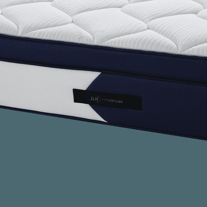 34PA-90 Venus Euro Top Gel Memory Foam Mattress Compressed Pocket