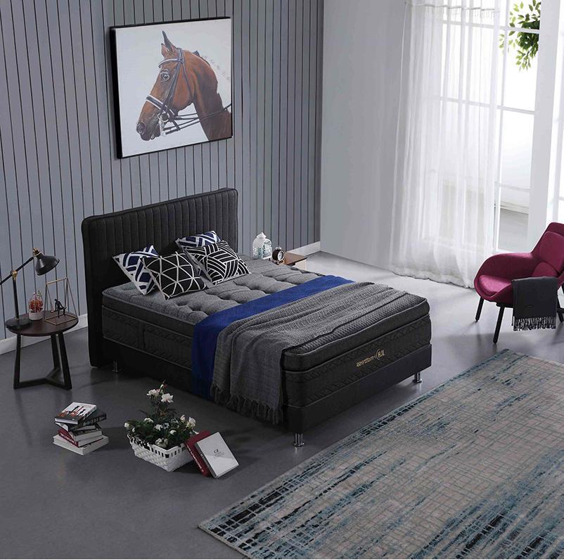 33PA-25 LOLITA 14-Inchspring Wool Hybrid Best Sleeping Mattress