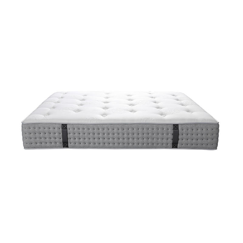 21PD-07 | INGENUITY 12Inch Luxury Tight Top Hand Tufted 5-zoned Pocket Spring Mattress