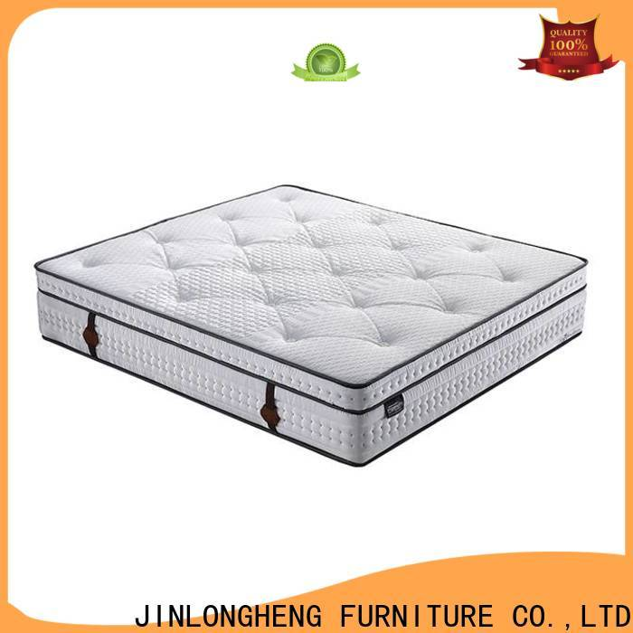 JLH spring sprung mattress with Quiet Stable Motor for tavern