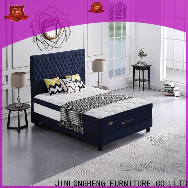 JLH bed frames with matress assurance delivered easily