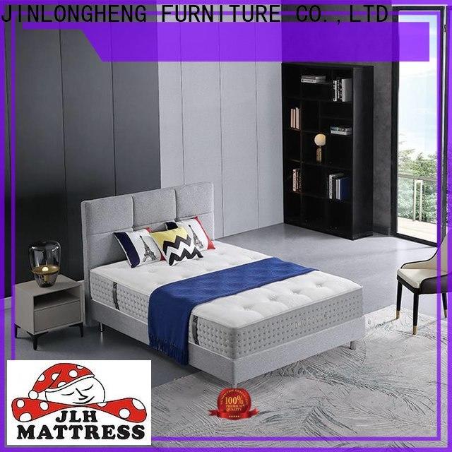 JLH twin bed frame Custom company