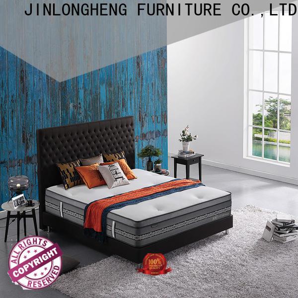 JLH bamboo memory foam mattress company for tavern