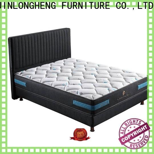 JLH low cost mattress overlay with softness