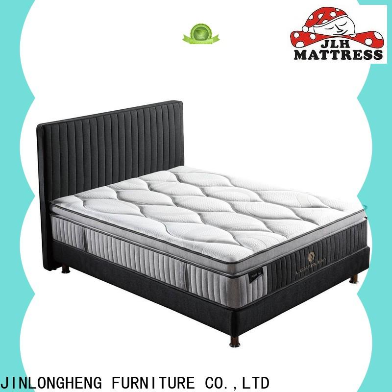 JLH luxurious restonic mattress prices China Factory with elasticity