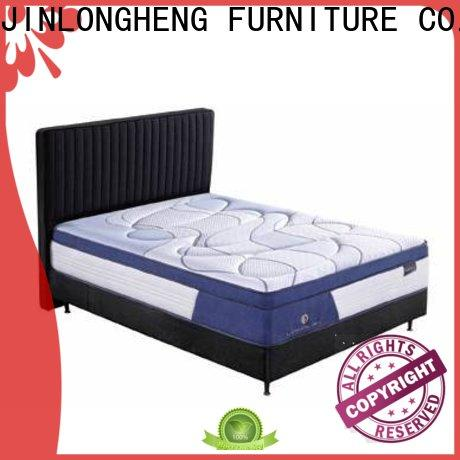 JLH edge orthopedic mattress for guesthouse