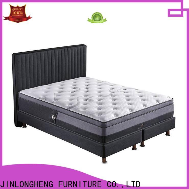 JLH comfort portable mattress High Class Fabric for guesthouse