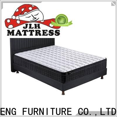 JLH hand foam or spring mattress with Quiet Stable Motor for home