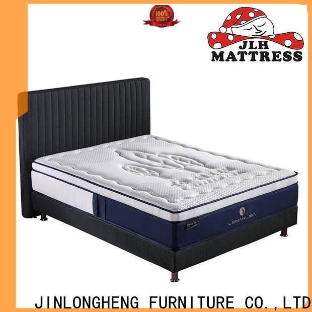 JLH bed cheap queen mattress and boxspring sets China Factory for guesthouse