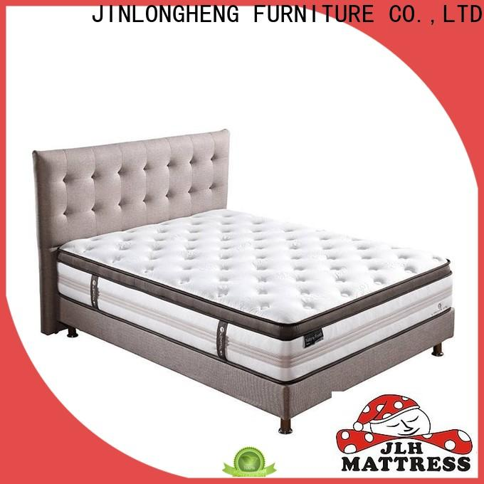 JLH electric roll up futon mattress China Factory delivered directly