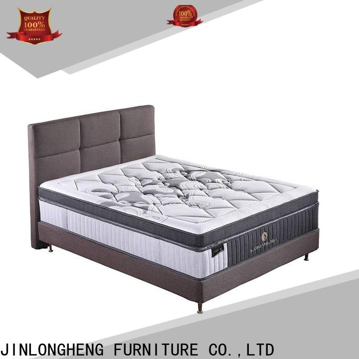 JLH comfortable bamboo memory foam mattress delivered easily