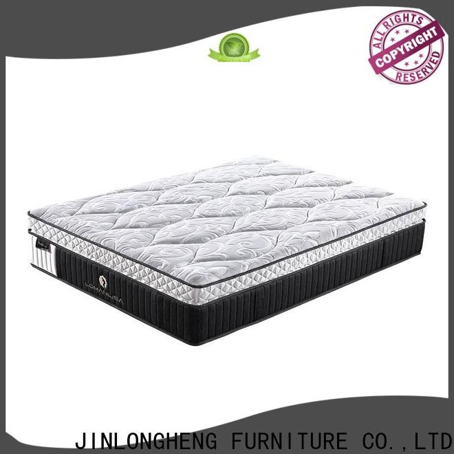 JLH memory innerspring full size mattress Comfortable Series for hotel