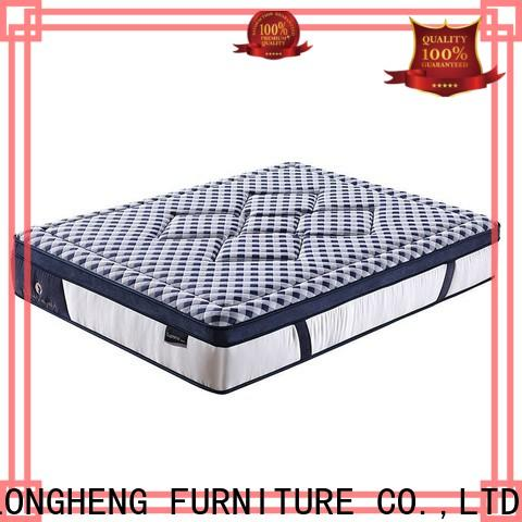 JLH convoluted daybed mattress High Class Fabric for tavern
