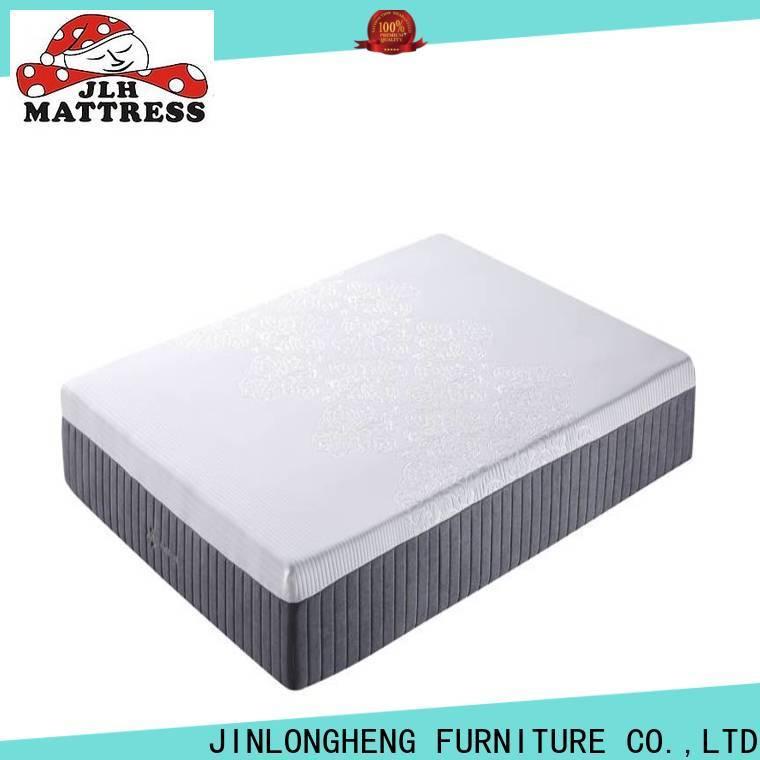 JLH sleeping high density foam mattress manufacturer for home