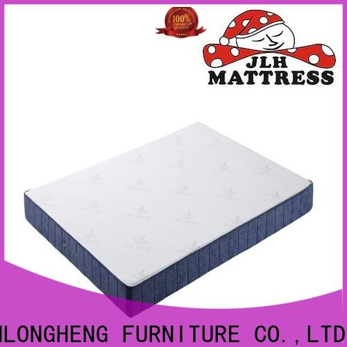 JLH bed super king mattress China supplier for guesthouse