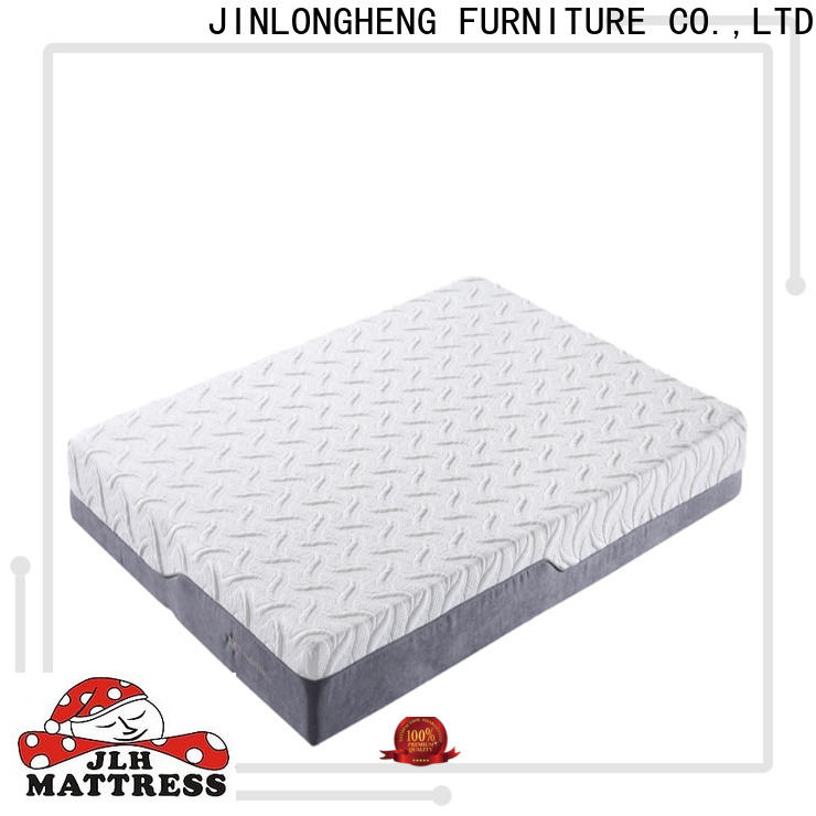 JLH sponge orthopedic mattress widely-use for guesthouse