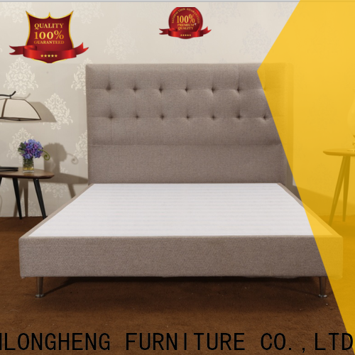 JLH adjustable platform bed frame for business for tavern