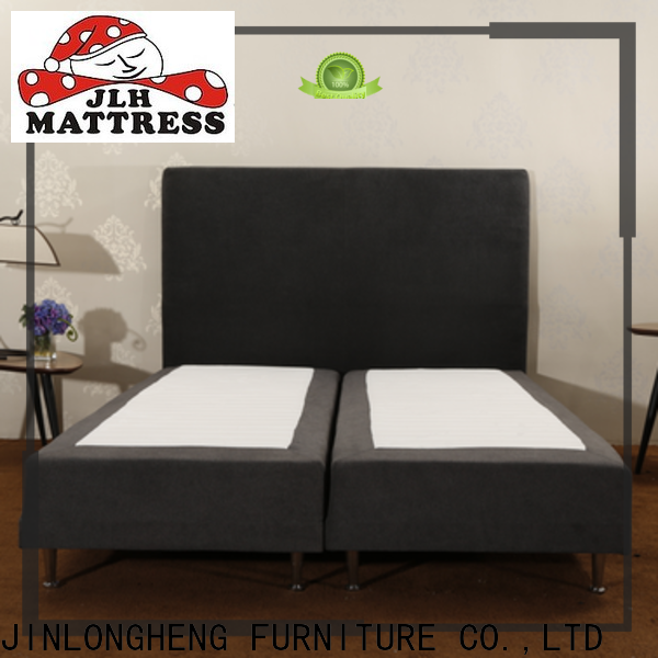 JLH tall headboard bed frame Suppliers for bedroom
