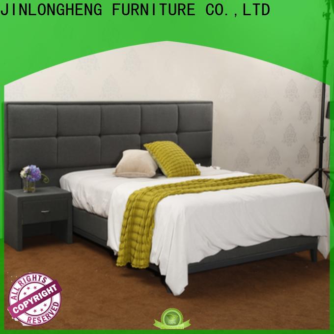 JLH california king bed frame Supply for hotel