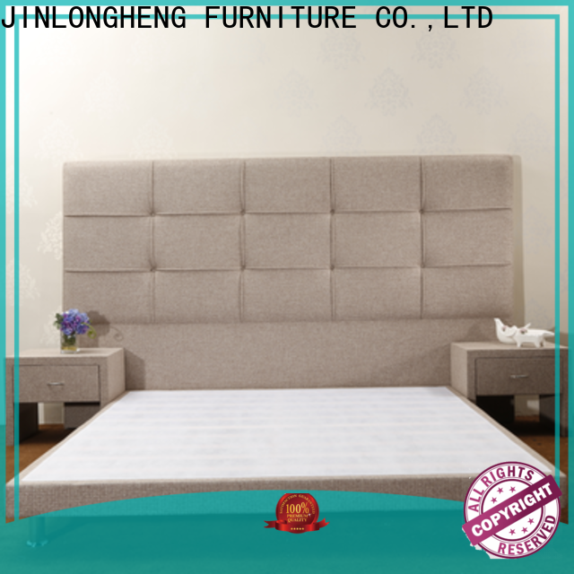 JLH Custom tall bed frame Suppliers for guesthouse