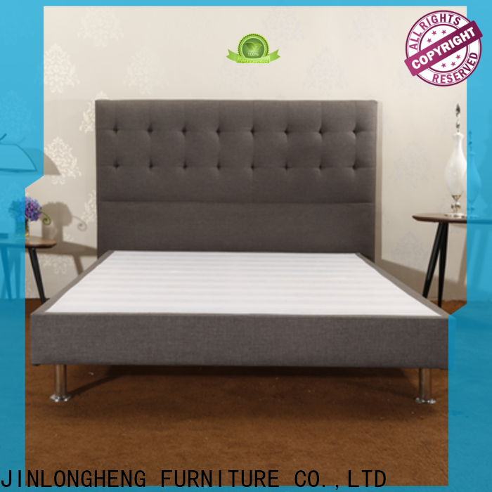 JLH Custom cheap memory foam mattress company for guesthouse
