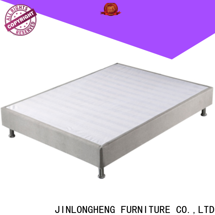 JLH High-quality leather bed Suppliers with elasticity