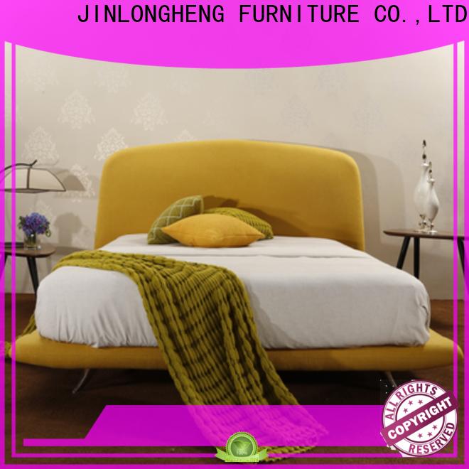 JLH Latest high king bed frame manufacturers delivered easily
