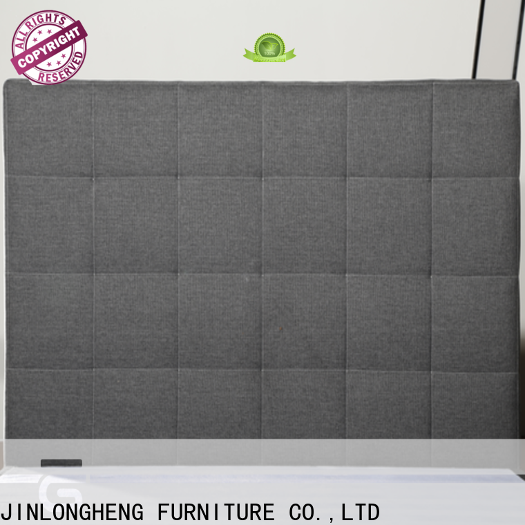 JLH High-quality upholstered bed headboard Suppliers for home
