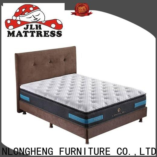 JLH single coir mattress by Chinese manufaturer delivered directly