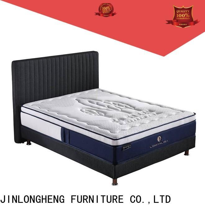 JLH mite caravan mattress cost delivered directly