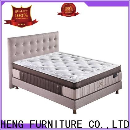 JLH knitted innerspring queen mattress with cheap price