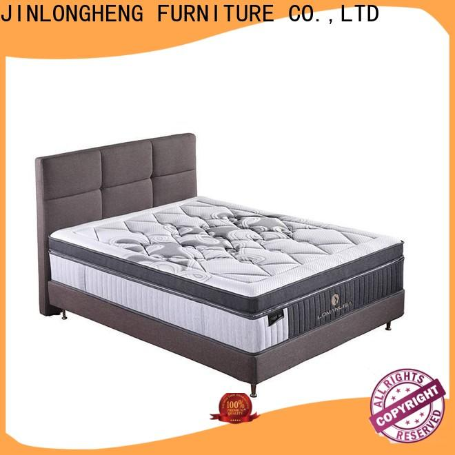 high class super king mattress california by Chinese manufaturer for bedroom