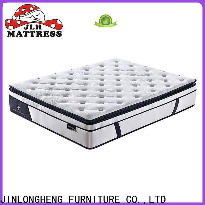 highest miralux mattress quiet by Chinese manufaturer for hotel