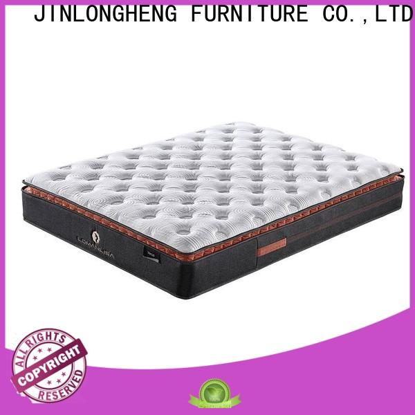 JLH turfted sprung mattress for sale for hotel