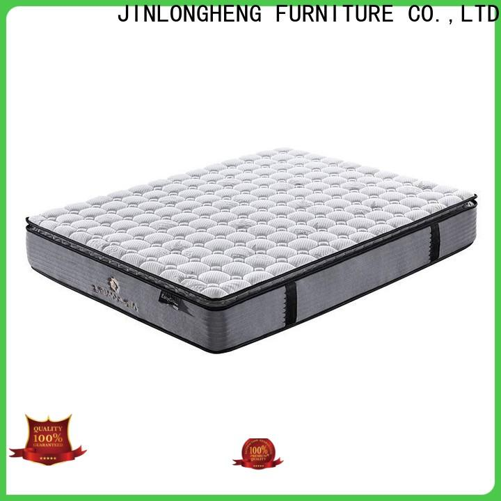 JLH compressed heavenly bed mattress Certified with softness