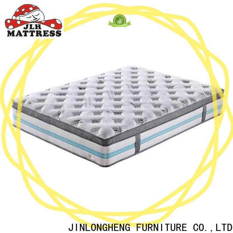 JLH durable banner mattress by Chinese manufaturer for home