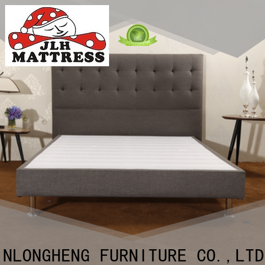 JLH bed company manufacturers for tavern
