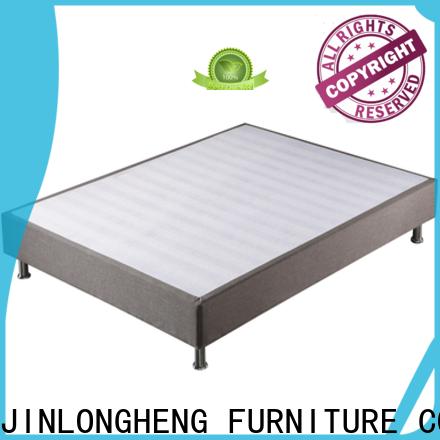 JLH Best tall bed frame full Supply for hotel