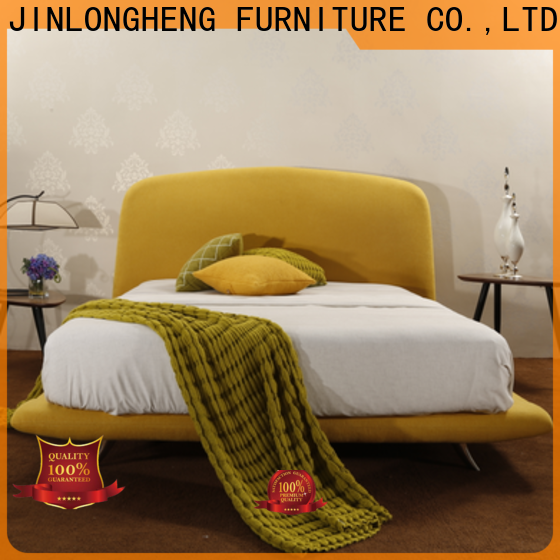 JLH california king bed frame for business for hotel