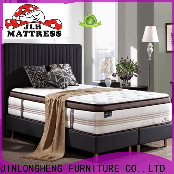 JLH Best mattress direct factory for bedroom