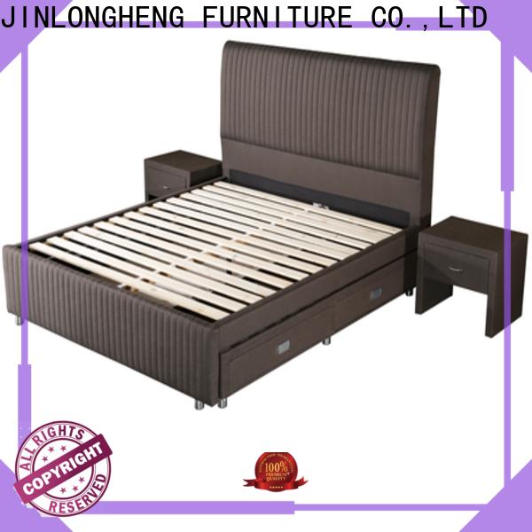 JLH Best diamond bed frame manufacturers delivered easily